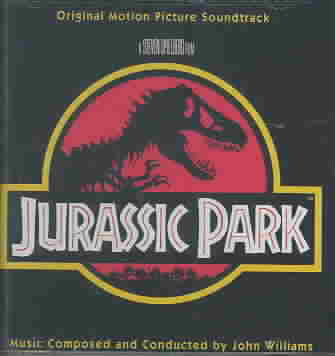 JURASSIC PARK (OST) BY WILLIAMS,JOHN (CD)