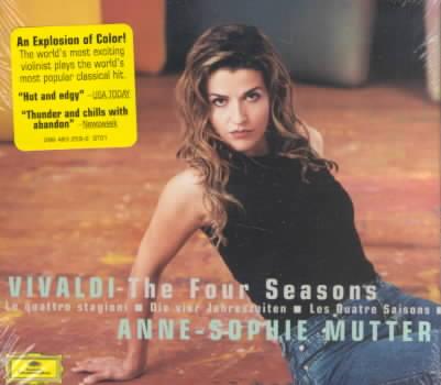 VIVALDI/TARTINI:4 SEASONS/DEVILS TRIL BY MUTTER,ANNE-SOPHIE (CD)