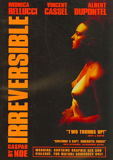 IRREVERSIBLE BY BELLUCCI,MONICA (DVD)